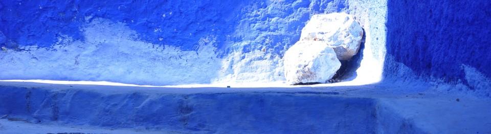 Chaouen Rocks