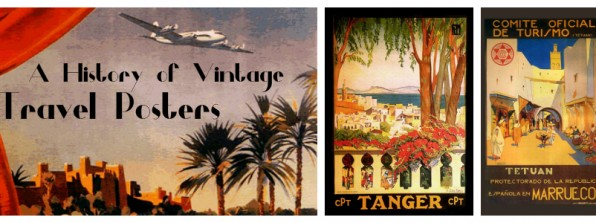 A History of Travel Posters