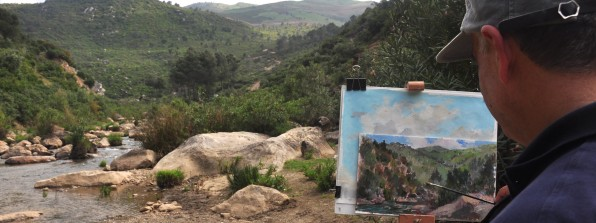 Plein Air Workshop 2014 … a Great Idea!