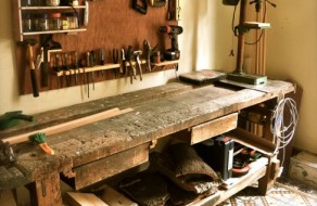 Wood Shop at Green Olive Arts