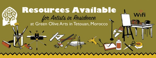 Artist Resources in Tetouan