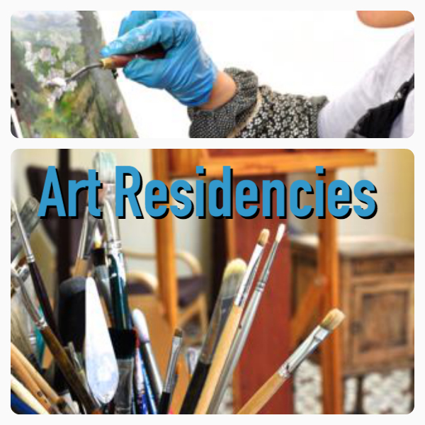 click to go to Art Residency info