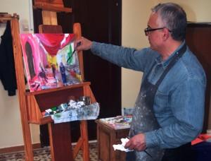 Sam Paonessa teaching