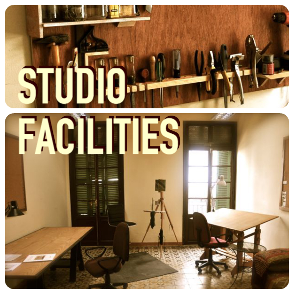 link to GOA studio facilities page