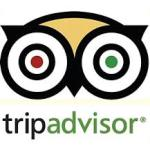 TripAdvisor logo on Green Olive Arts