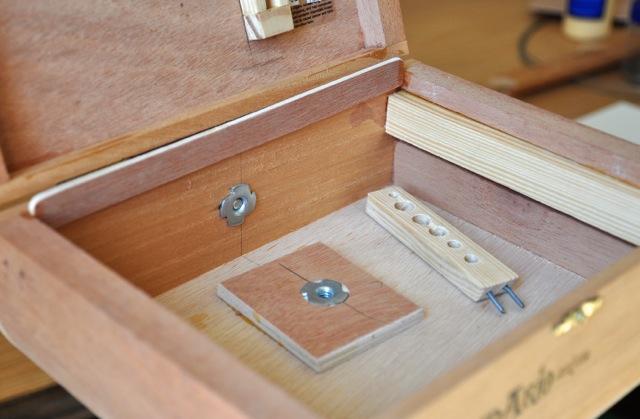 Pochade Box - Mount Inside