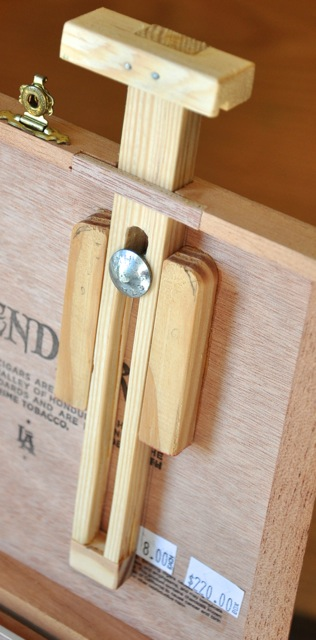 Pochade Box - The Easel