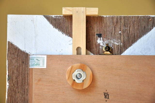 Pochade Box - The Knob