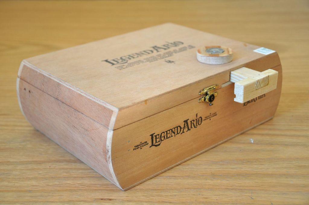 Pochade Box - the Box