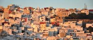 Tetouan – medina late afternoon