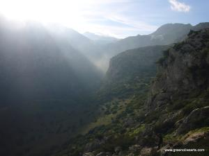 Tetouan – in the mountains across the valley – Nate Carlson