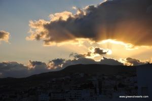 Tetouan – sunset
