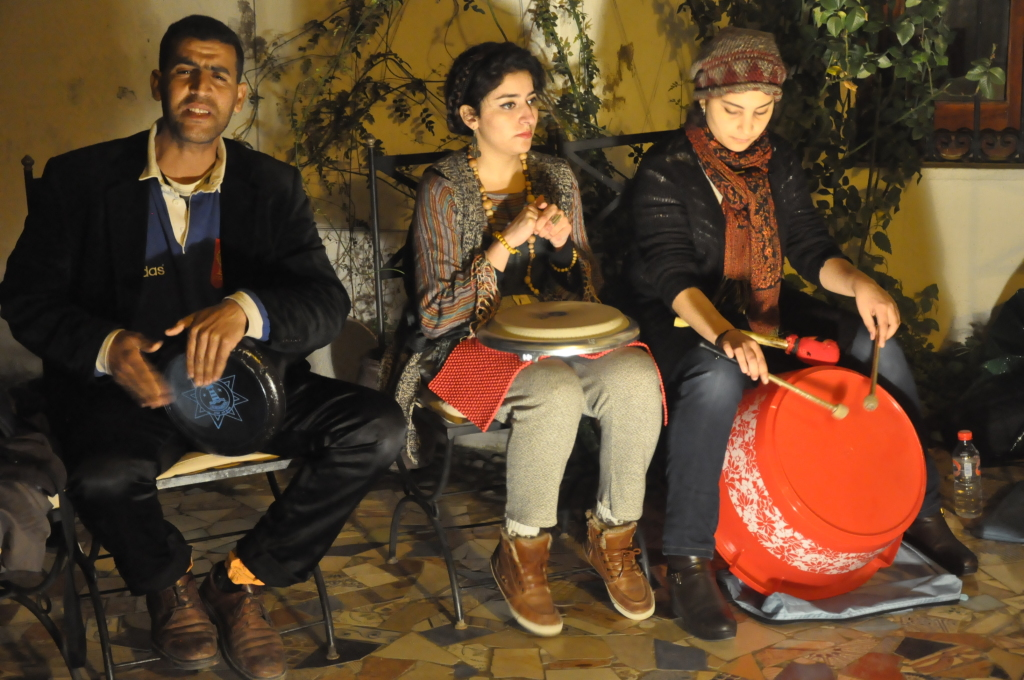 Hicham, Madiha & Kaltoum