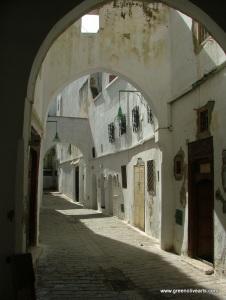 Tetouan – medina street