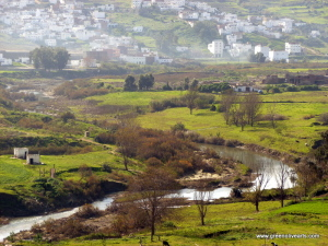 Tetouan – river valley
