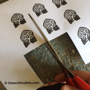 Citra Solv image transfer tutorial from Green Olive Arts