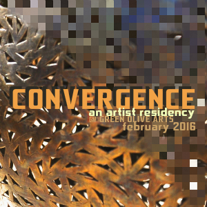 CONVERGENCE Residency at Green Olive Arts