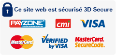 PayZone-CMI secure payments logos