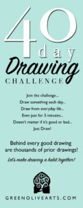 40 DayDrawing Challenge