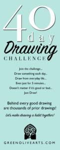 40 DayDrawing Challenge