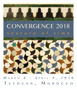 Convergence2018: Texure of Time - Green Olive Arts Artist Residency