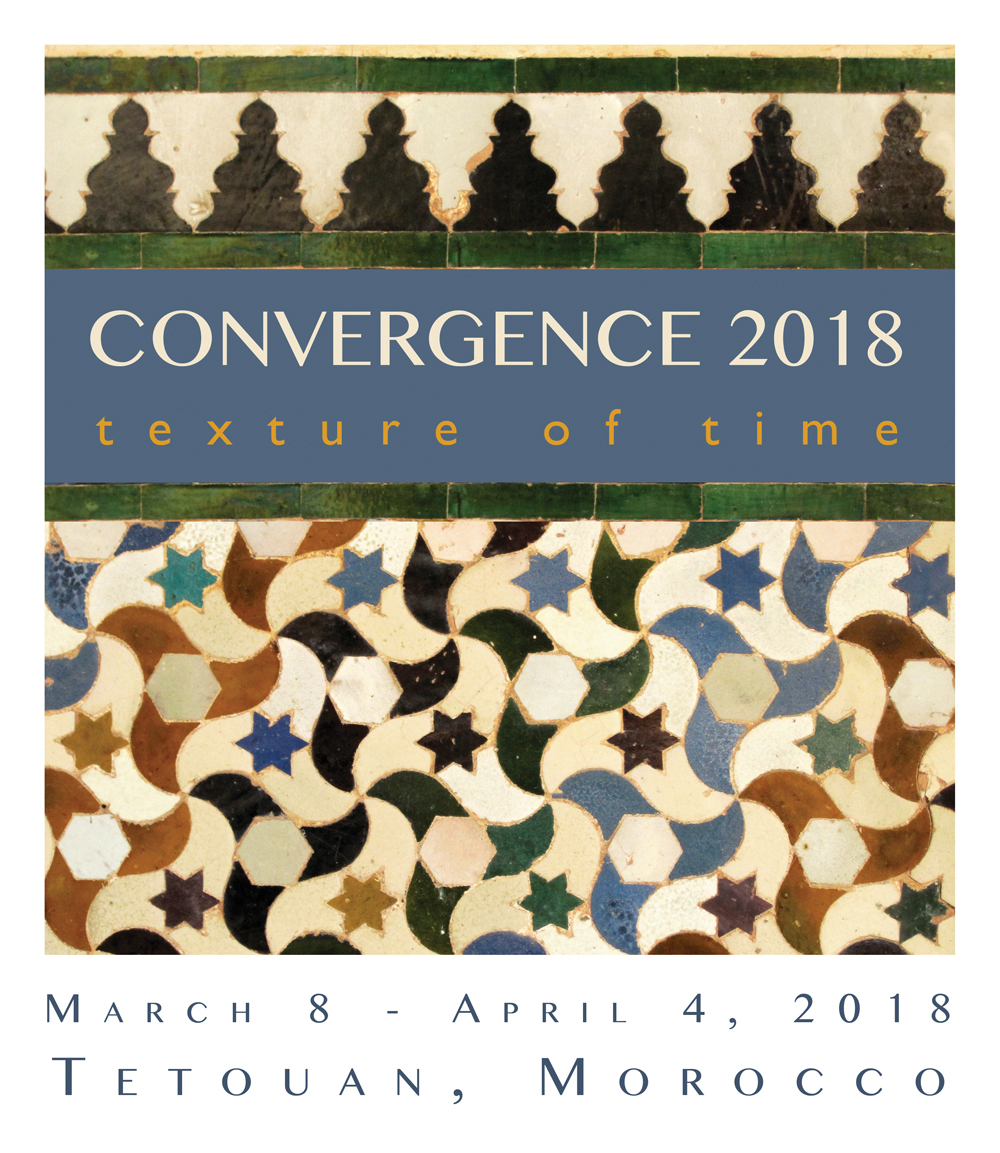 Convergence 2018 - Texture of Time logo