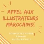 Appel aux illustrateurs marocains!