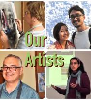 GOA Artists in Residence